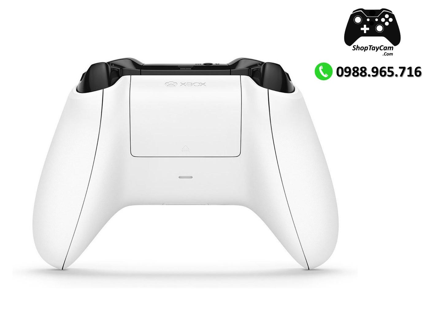 Tay Cầm Xbox One S Chính Hãng + Cáp Cable USB Chơi Game Tối Ưu Cho FO4 /  FIFA / PC   TOP BÁN CHẠY - FREESHIP