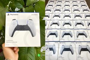 Tay Cầm Sony DualSense 5 PS5 Chĩnh Hãng + Top Gamepad Chơi Game Tối Ưu Cho PC / FO4 / FIFA | HÀNG NHẬP KHẨU